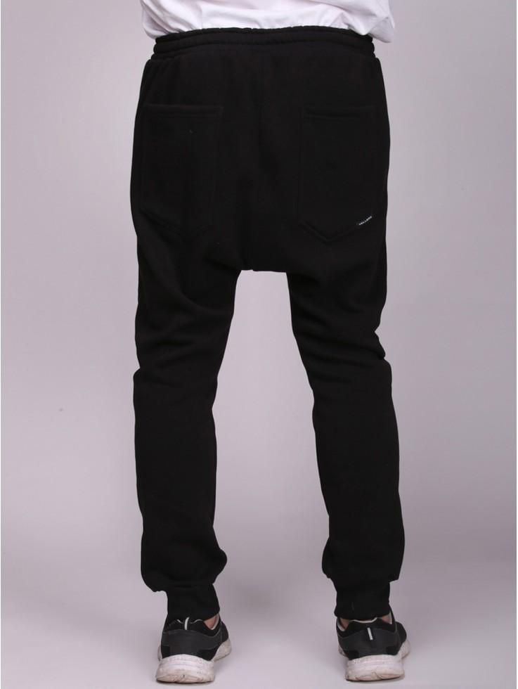 PANTS WINTER  LOW BLACK