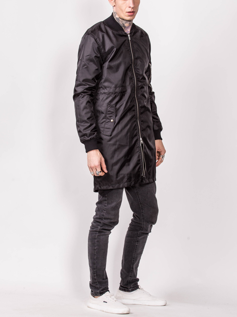 BOMBER BLACK LONG