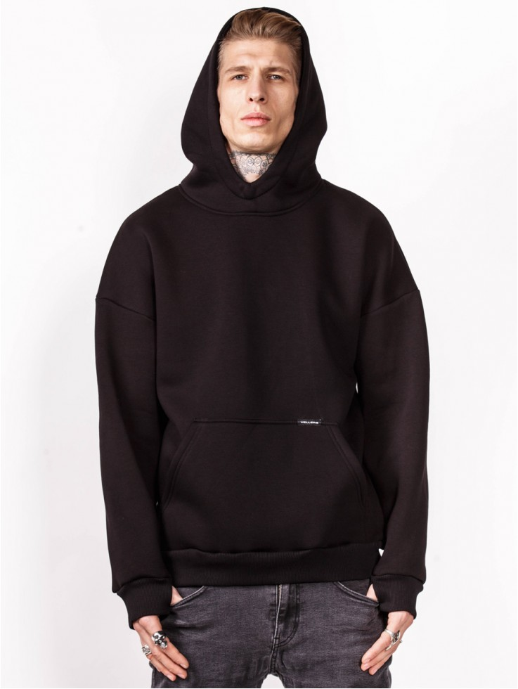 HOODIES WINTER BLACK