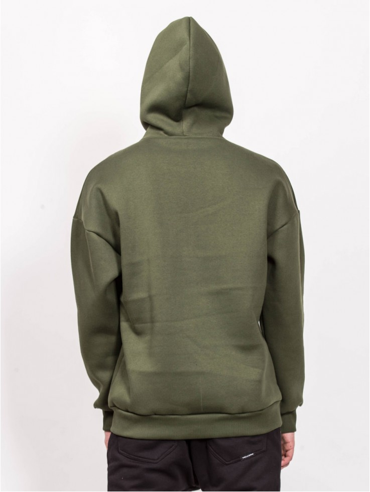 HOODIES WINTER GREEN