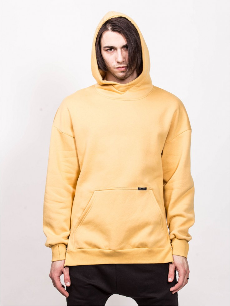 HOODIES WINTER YELLOW