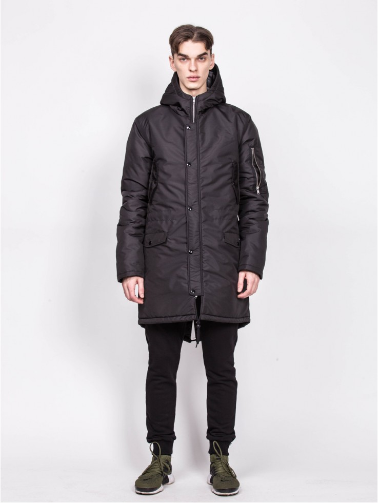 PARKA WINTER BLACK