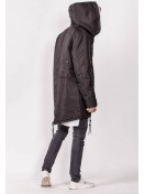 PARKA WINTER BLACK WITH FUR