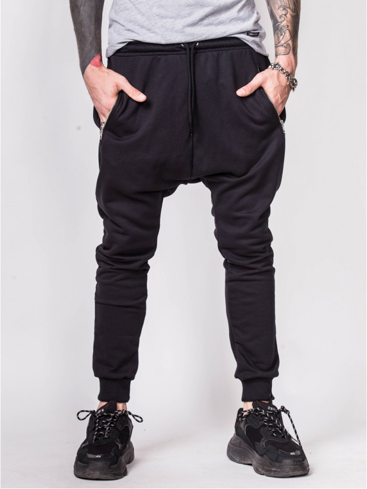 PANTS LOW BLACK