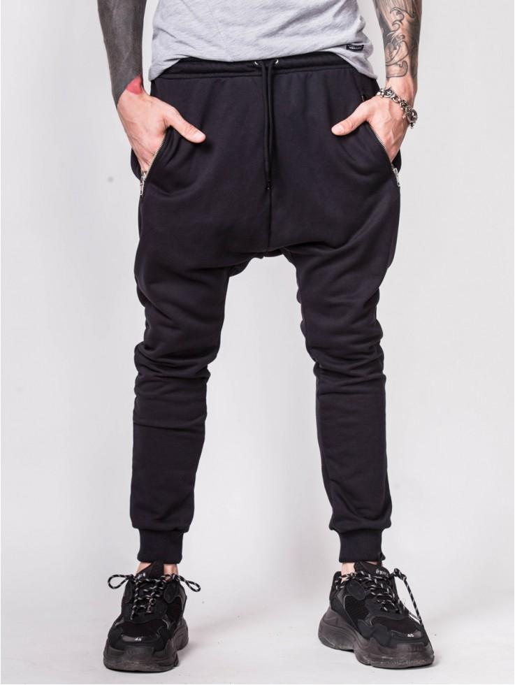 PANTS LOW BLACK