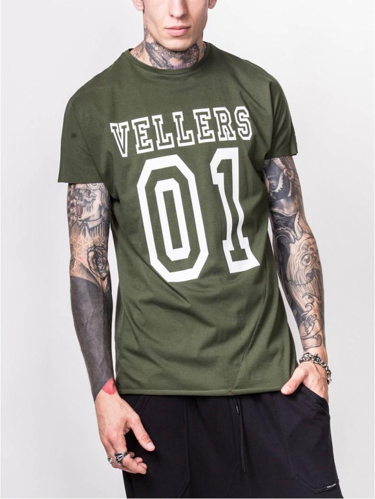 T-SHIRT VELLERS 01 GREEN